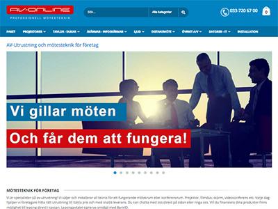 Vår webshop - av-online.se